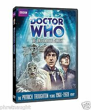 DOCTOR WHO: THE UNDERWATER MENACE DVD - PATRICK TROUGHTON