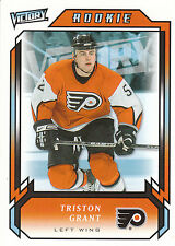 06-07 UPPER DECK VICTORY ROOKIE RC #324 TRISTON GRANT FLYERS *16243