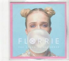 (GM563) Florrie, Too Young To Remember - 2014 DJ CD