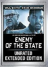 Enemy Of The State (DVD, 2006, Extended Cut)