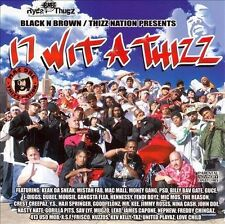 17 WIT A THIZZ J-DIGGS GANGSTA FLEA GOLD TOES REDEYEZ MAC DRE BAY RAP NORTENO