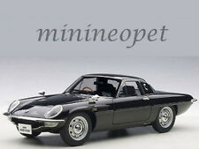 AUTOart 75937 MAZDA COSMO SPORT 1/18 DIECAST MODEL CAR BLACK