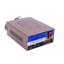 Auto 12V/24V 400W 100AH Electric Car Dry&Wet Battery Charger Smart Pulse Charge