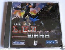 The L.E.D. Wars, 1997 Windows PC Real Time Strategy Game, NEW, Sealed CD-ROM