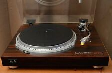 Victor (JVC) QL5 Turntable, Vintage in rare rosewood finish
