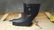 FIAT GRANDE PUNTO EVO PLASTICA NERA IN DASH TRIM dietro COFANO Pull 735366748