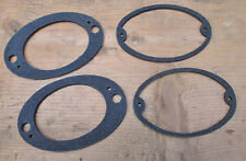 Ford Cortina Mk1 Front Side/Indicator Light Unit Gaskets Early (Consul) New Set