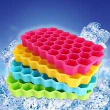 Eiswürfelform Eisform Kuchenform Eiswürfel Eiswürfelschale Pudding Silikon Neu
