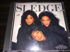 And Now Sister Sledge Again CD R&B Soul Music Good Times Get A Life Real Love