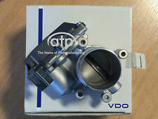 ORIGINALE VDO THROTTLE BODY a2c59512935 AUDI A4 A6 VW PASSAT GOLF VI 2.0 TDI