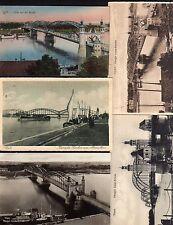 111362 5 AK Sowetsk Tilsit Ostpreußen Königin Luise Brücke