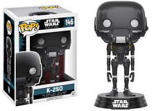"STAR WARS ROGUE UNO K-2S0 3.75"" POP VINYL FIGURA FUNKO VENDEDOR GB"