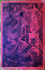 1923 Cartolina Plebliscito Statuto 30 Giugno 1923 Ezio Anichini indir.Mussolini