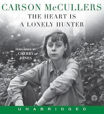 The Heart Is a Lonely Hunter CD  Carson McCullers Compact Disc Book (English) P6
