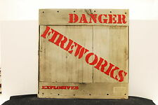 "DON THOMPSON ""Fireworks"" LP Wurlitzer Organ still in shrink"