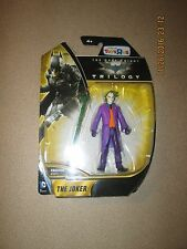 "DC COMICS Batman THE DARK KNIGHT TRILOGY - The Joker - Heath Ledger  3.75"" TRU"