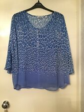 ISAAC MIZRAHI LIVE TOP SIZE 3XL IN EXCELLENT CONDITION