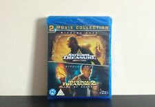National Treasure 1 & 2 Double Pack [Blu-ray] *BRAND NEW*