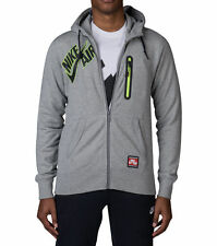 NEW NIKE MEN'S AIR BONDED FULL ZIP  HOODIE  JACKET SZ L