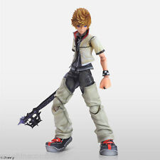 Square Enix Kingdom Hearts II Roxas Play Arts Kai Action Figure #2 NEW SEALED