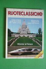 RUOTECLASSICHE Ruote Classiche N°27 - Marzo 1990 MG C SPIDER 1968