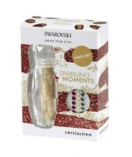 Nail Art, Swarovski Crystal Pixie-Sparkling Moments
