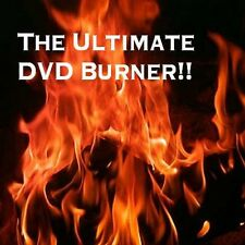 ULTIMATE CD & DVD VIDEO / HD BLU-RAY BURNING SOFTWARE!