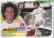 07 MARCELO BRAZIL REAL MADRID FLUMINENSE.RJ STICKER LIGA 2017 PANINI