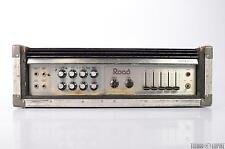ROAD 220 Bass Amp Head 8Ω Ohms Solid State Amplifier #27429