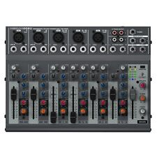 Behringer Xenyx 1002B 2-Bus 10-Channel Audio Mixer w/ Mic Preamps 3-Band EQ