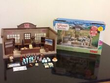 ��BUY IT NOW��Vintage Sylvanian Families Village Store Collectible VERY RARE Set