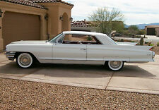 1962 Cadillac DeVille Chrome & Stainless steel