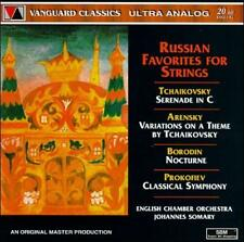 FREE US SHIP. on ANY 2 CDs! NEW CD Somary, English Chamber Orchestr: Russian Fav
