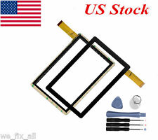 """Touch Screen Digitizer for 7"""" Chromo Inc Noria Dragon Touch iRulu Tablet pc"""