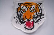"""Aufnäher  """"Tiger""""    10x 10 cm"""