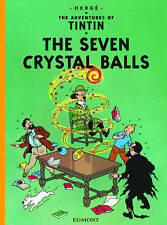 The Adventures of Tintin: The Seven Crystal Balls by Herge (Paperback, 2002)