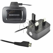 GENUINE SAMSUNG MAINS CHARGER ADAPTER FOR SAMSUNG GALAXY ACE 2 GT-I8160
