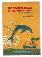 THE SEVERAL TRICKS OF EDGAR DOLPHIN 1970 BENCHLEY 1st EDITION W/DJ  I CAN READ