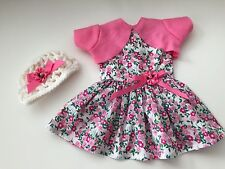 """Doll Clothes Dress Made in USA 18"""" American Girl dolls Lea Clark-Melody Ellison"""