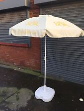 WALL'S CARTE DOR ICE CREAM PARASOL UMBRELLA - CAFE RETAIL - SHOP - ADVERTISING