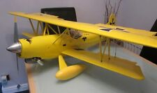 50 Inch Der Jager  Biplane  Giant Scale RC Model AIrplane Printed Plans