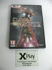 PC Dawn of Magic 2 Nuevo Precintado Pal España Envio Combinable