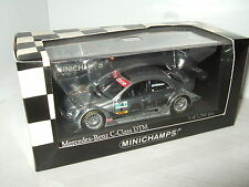 Rare New Minichamps Hakkinens Mercedes C Class DTM 2006 Diecast Model in 1:43