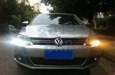 2X  LED DRL Driving Daytime Running Day Fog Lamp Light For VW Sagitar Jetta  MK6