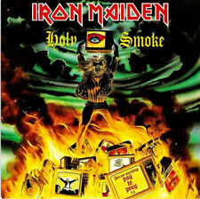 "IRON MAIDEN - Holy Smoke (german) 7"" 45"