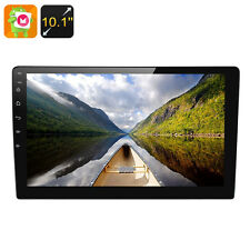 """2 DIN Android 6.0 Car Media Player - 10.1"""" Display, Touch Screen, GPS, Bluetooth"""
