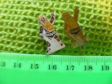 Lot of 2...BATAVUS badges,...mopeds,bicycles....1960s.