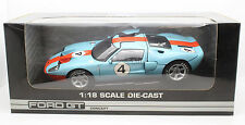 BEANSTALK 1:18 SCALE FOR10014T FORD GT CONCEPT DIECAST MODEL