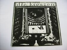 DIE KREUZEN - GONE AWAY EP - LP VINYL EXCELLENT CONDITION 1989
