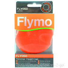 FLYMO Twist n Edge FLY060 Strimmer Trimmer Head Cap Genuine Spare Part